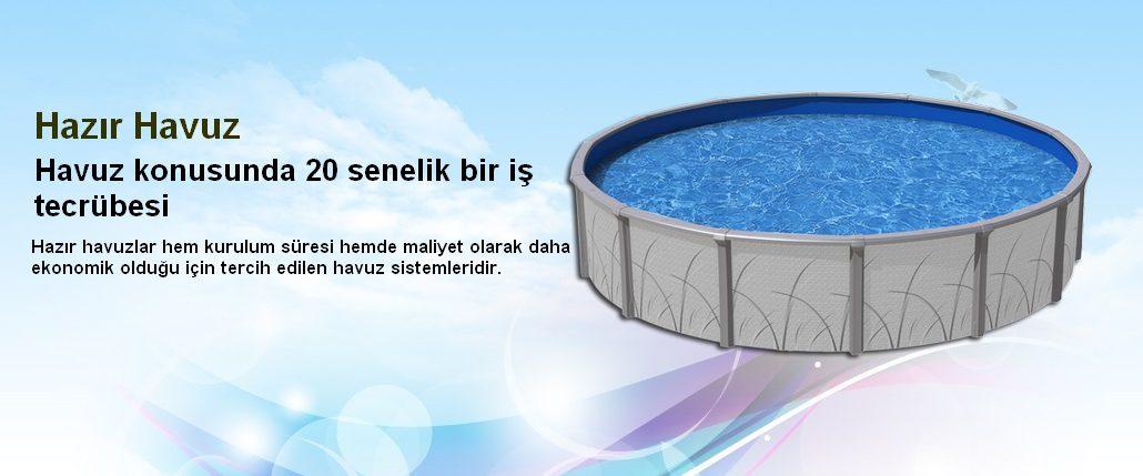 istanbul Hazır Havuz yapım firması
