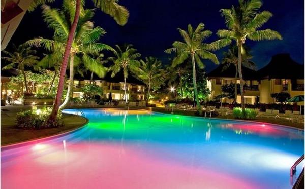 Yüzme Havuzu Işıklandırılması